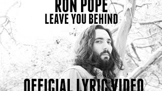Клип Ron Pope - Leave You Behind