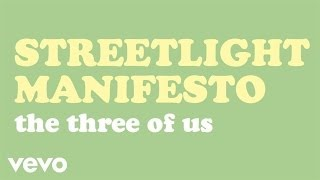 Смотреть клип песни: Streetlight Manifesto - The Three of Us