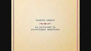 Смотреть клип песни: Streetlight Manifesto - Keasbey Nights