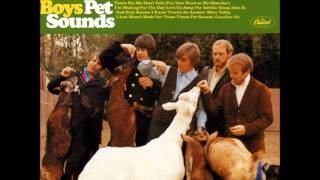 Смотреть клип песни: The Beach Boys - I Just Wasn't Made For These Times
