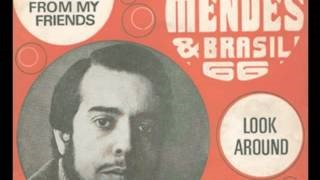 Клип Sergio Mendes & Brasil '66 - With A Little Help From My Friends