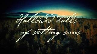 Смотреть клип песни: Swallow The Sun - Heartstrings Shattering
