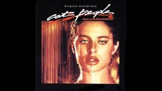 Клип Giorgio Moroder - Cat People (Putting Out Fire)