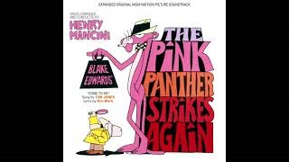 Клип H. Mancini - The Pink Panther Theme - Reprise