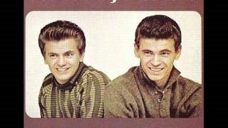 Клип The Everly Brothers - Stick With Me Baby
