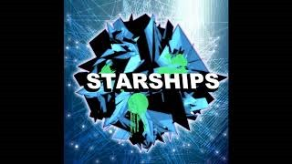 Клип Dubstep Hitz - Starships
