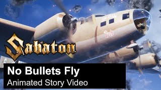 Клип Sabaton - No Bullets Fly